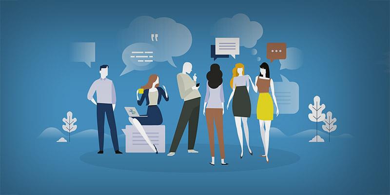 Стили социального взаимодействия. Как создать свой стиль в блоге и найти свою аудиторию.